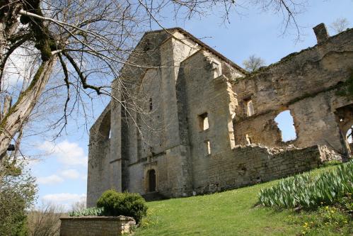 Office de tourisme cazals salviac l 39 abbaye nouvelle de - Abbaye de citeaux horaires des offices ...